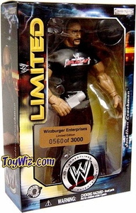 WWE Wirzburger Enterprises Limited Edition of 3000 Jonathan Coachman