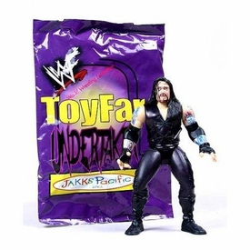 WWE Toyfare Exclusive Action Figure Undertaker [Bagged]