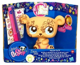 Littlest Pet Shop Deco Pets Bear