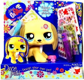 Littlest Pet Shop Deco Pets Daschund