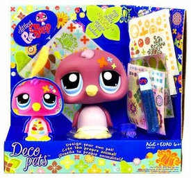 Littlest Pet Shop Deco Pets Penguin
