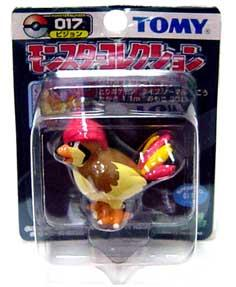 Pokemon Mini PVC Figure #017 Pidgeotto