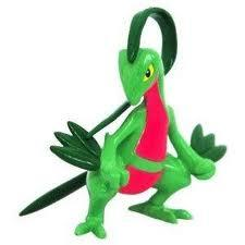 Pokemon Mini PVC Figure #253 Grovyle
