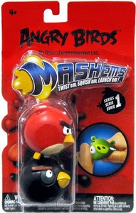 Angry Birds Mash'Ems Series 1 Mystery Mini Figure 2-Pack [2 RANDOM Figures]