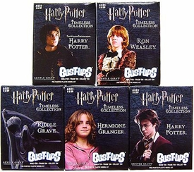 Gentle Giant Harry Potter and the Goblet of Fire Series 1 Set of all 5 Bust Ups [2x Harry, Riddle Grave, Ron Weasley & Hermione Granger]