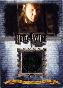 Harry Potter and the Half-Blood Prince Authentic Costume Card C13 Fenrir Greyback 103/490