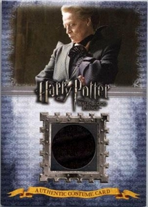 Harry Potter and the Half-Blood Prince Authentic Costume Card C9 Minerva McGonagall 472/490