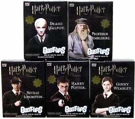 Gentle Giant Harry Potter and the Order of the Phoenix Series 1 Set of 5 Bust Ups