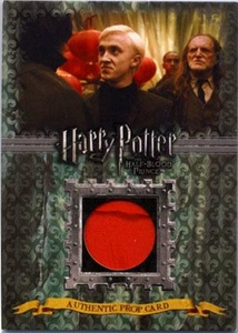 Harry Potter and the Half-Blood Prince Authentic Prop Card P1 Slughorn's Christmas Party Lantern 320/380