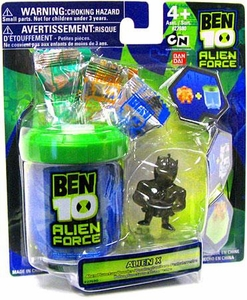 Ben 10 Planetary Powder Set Alien X