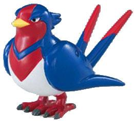 Pokemon Mini PVC Figure #277 Swellow