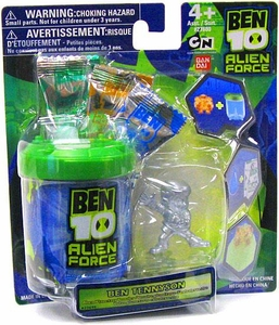 Ben 10 Planetary Powder Set Ben