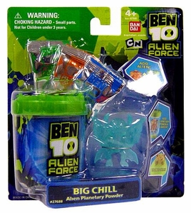 Ben 10 Planetary Powder Set Big Chill