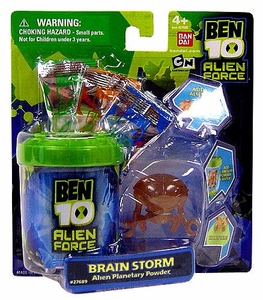 Ben 10 Planetary Powder Set Brainstorm