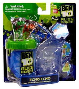 Ben 10 Planetary Powder Set Echo Echo