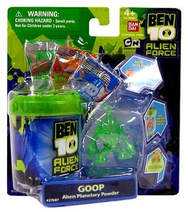 Ben 10 Planetary Powder Set Goop