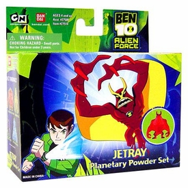 Ben 10 (Ten) Planetary Powder Set Jetray