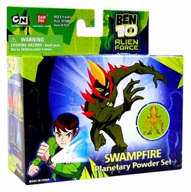Ben 10 Planetary Powder Set Swampfire