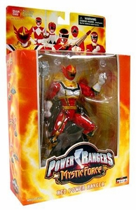 Power Rangers Deluxe Collector Figure Mystic Force Red Ranger