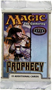 Magic the Gathering Prophecy Booster Pack [15 cards]