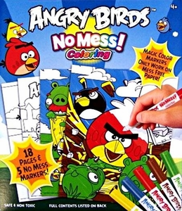 Cra-Z-Art Angry Birds No Mess Coloring Set