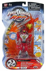 Power Rangers RPM 5 Inch Guardian Action Figure Auxiliary Trax: Eagle Guardian