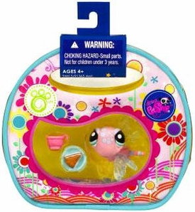Littlest Pet Shop Purse Carry Case Dragonfly