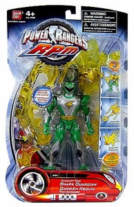 Power Rangers RPM 5 Inch Guardian Action Figure Auxiliary Trax: Shark Guardian