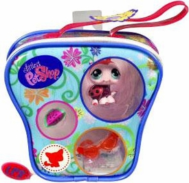 Littlest Pet Shop Purse Carry Case Ladybug