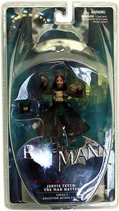 DC Direct Batman Arkham City Series 2 Action Figure Jervis Tetch the Mad Hatter