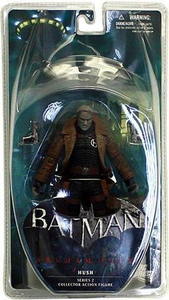 DC Direct Batman Arkham City Series 2 Action Figure Hush
