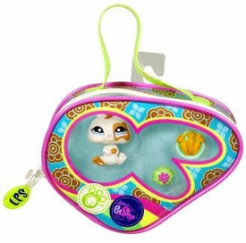 Littlest Pet Shop Purse Carry Case Bunny