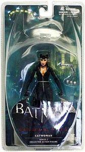 DC Direct Batman Arkham City Series 2 Action Figure Catwoman
