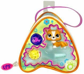 Littlest Pet Shop Purse Carry Case Dog
