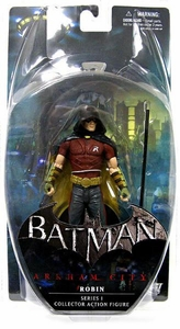 DC Direct Batman Arkham City Series 1 Action Figure Robin