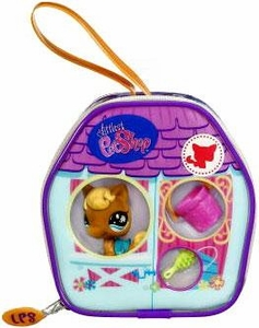 Littlest Pet Shop Purse Carry Case Horse Hard to Find!