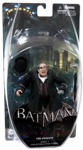 DC Direct Batman Arkham City Series 3 Action Figure Penguin