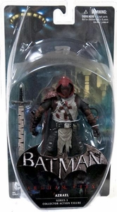 DC Direct Batman Arkham City Series 3 Action Figure Azrael