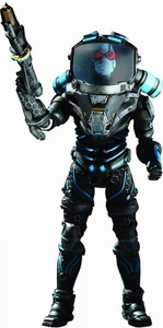 DC Direct Batman Arkham City Deluxe Action Figure Mr. Freeze