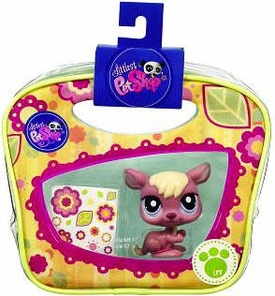 Littlest Pet Shop Purse Carry Case Kangaroo