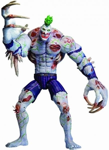 DC Direct Batman Arkham City Deluxe Action Figure Titan Joker