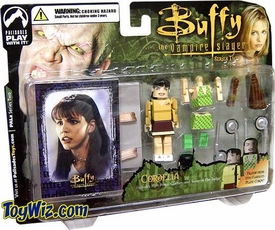 Palisades Toys Buffy the Vampire Slayer Series 2 PALz Cordelia BLOWOUT SALE!