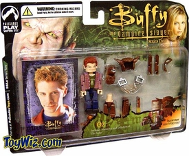 Palisades Toys Buffy the Vampire Slayer Series 2 PALz Oz Damaged Package,Mint Contents!