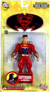 DC Direct Superman & Batman Public Enemies Exclusive Action Figure Superman as Shazam!