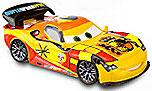 Disney / Pixar CARS 2 Movie 1:55 PVC Plastic LOOSE Car Miguel Camino [Wheels Do NOT Spin!]