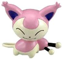 Pokemon Mini PVC Figure #300 Skitty