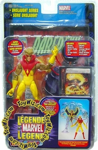 Marvel Legends Series 13 Action Figure Pyro [Onslaught Build-A-Figure]