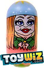 Mighty Beanz Series 3 Rare Color Changer Royal Single #190 Queen Bean