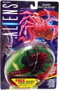 Aliens Kenner Vintage 1992 Action Figure Queen Face Hugger [Grabbing Tail & Crushing Legs]