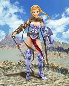 Queen's Blade 1/7 Scale Figure Leina [Wandering Warrior]